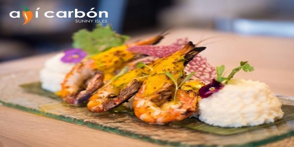 Aji Carbon Restaurant Sunny Isles