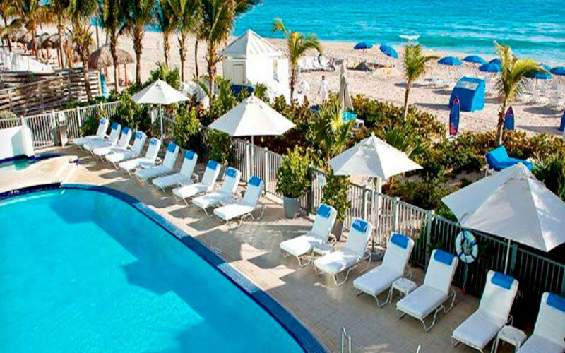 Lodging in Sunny Isles Beach