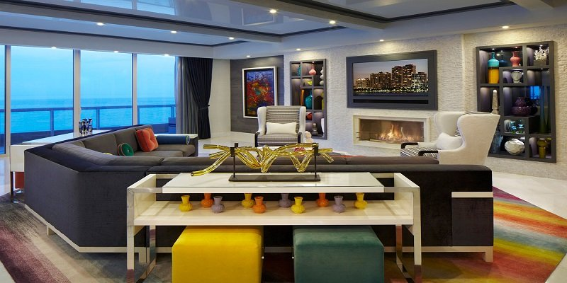 Acqualina Resort in Sunny Isles Beach Penthouse Suite
